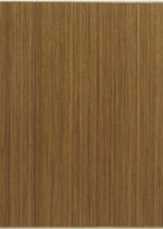 Rift Walnut kitchen cabinet door