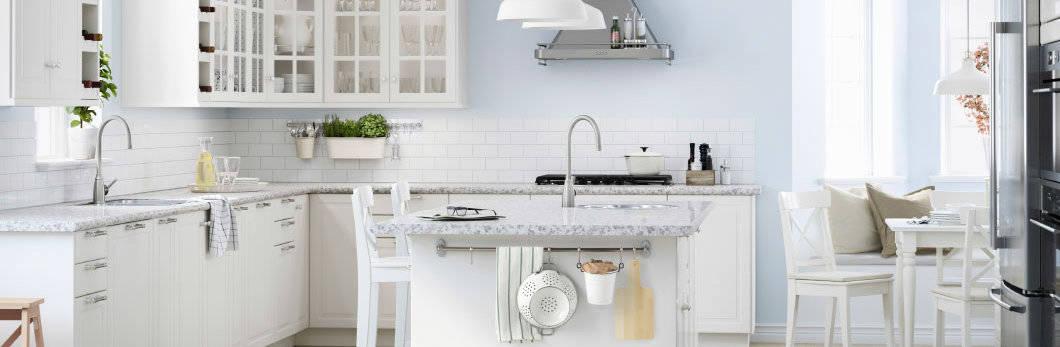 Blue Kitchen Cabinet Refacing Ikea Kitchen Installers