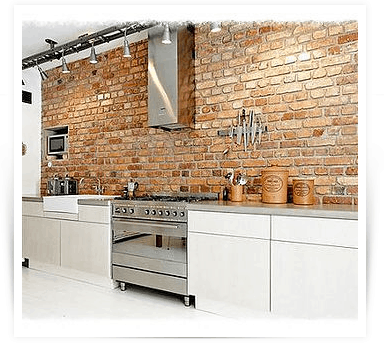 Blue Kitchen Cabinet Refacing - Serving Toronto and GTA