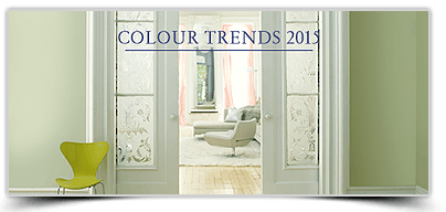 Benjamin Moore Colour Trends