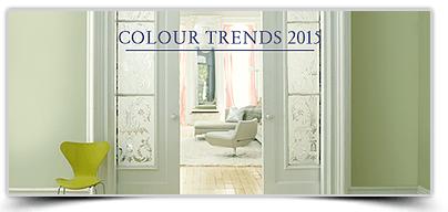Benjamin Moore Colour Trends